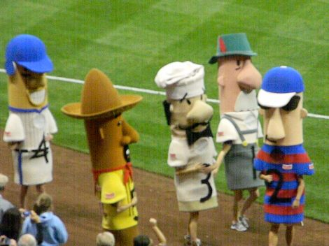 It's a Sausage Party